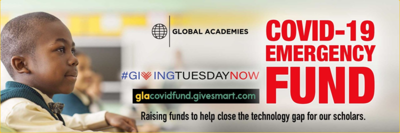 We are Raising Funds to help close the technology gap for our scholars. Click here or Read full story to donate. Featured Photo