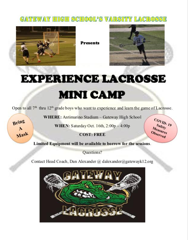 Lacrosse Mini Camp
