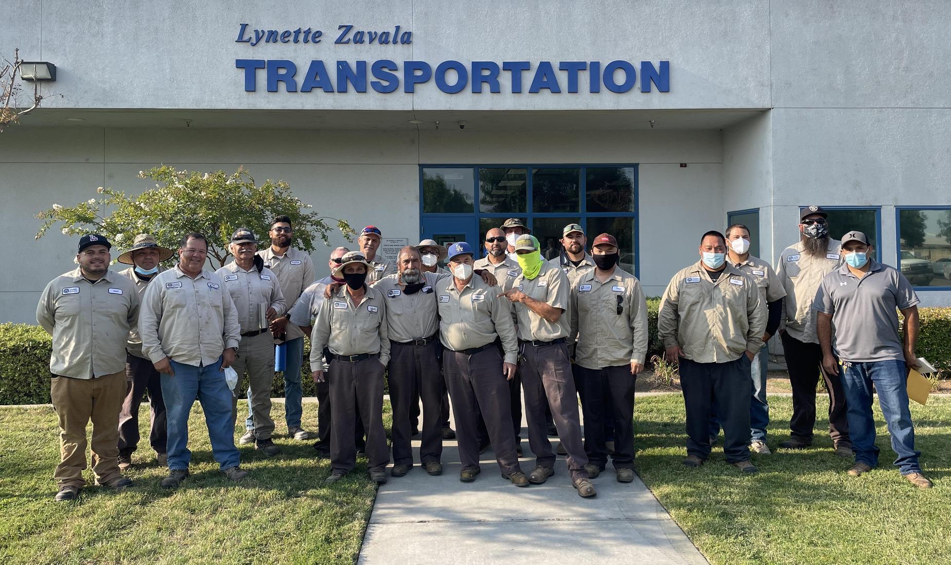 Custodial & Maintenance staff