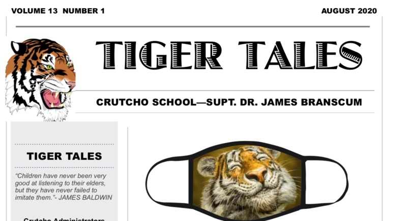 August Tigers Tales 2020!! Featured Photo