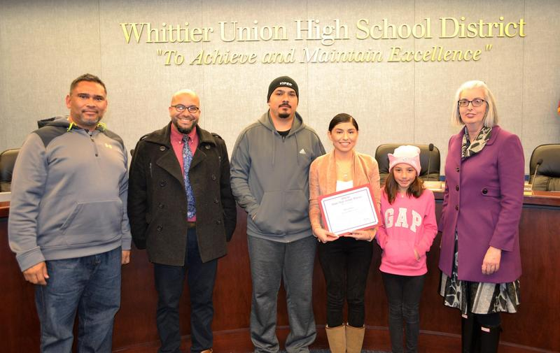 Frontier High Student Earns Award of Merit Featured Photo