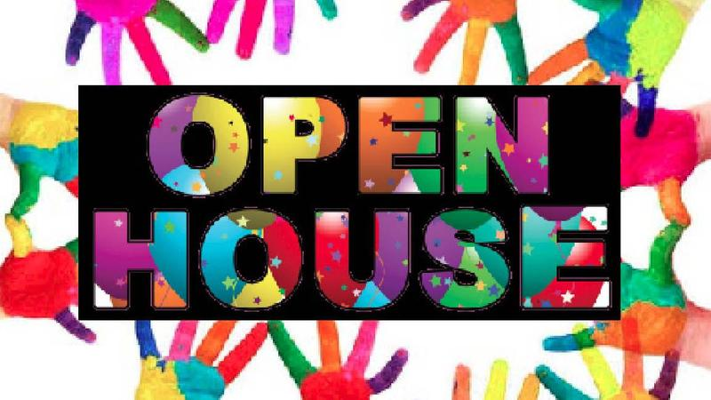Open House! Thursday, May 2nd 6:00-7:30pm Thumbnail Image