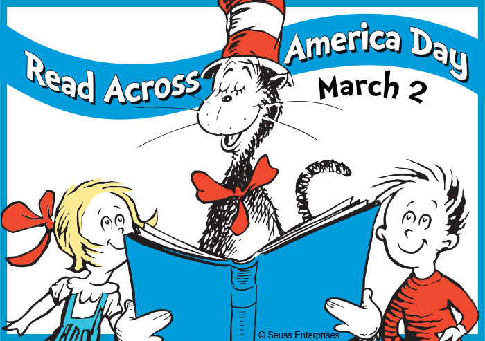 Read Across America Week Featured Photo