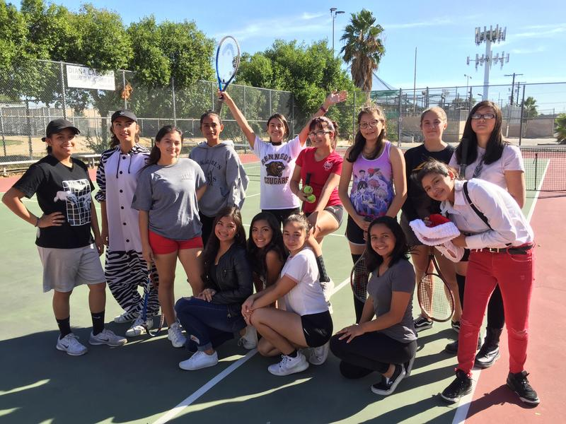 Girls Tennis Team Heads to the CIF LA City Division II Playoffs Featured Photo