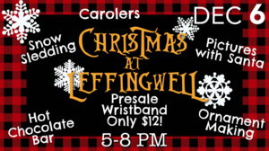 Christmas at Leffingwell