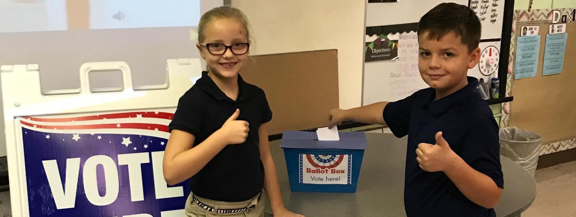 2nd grade voters