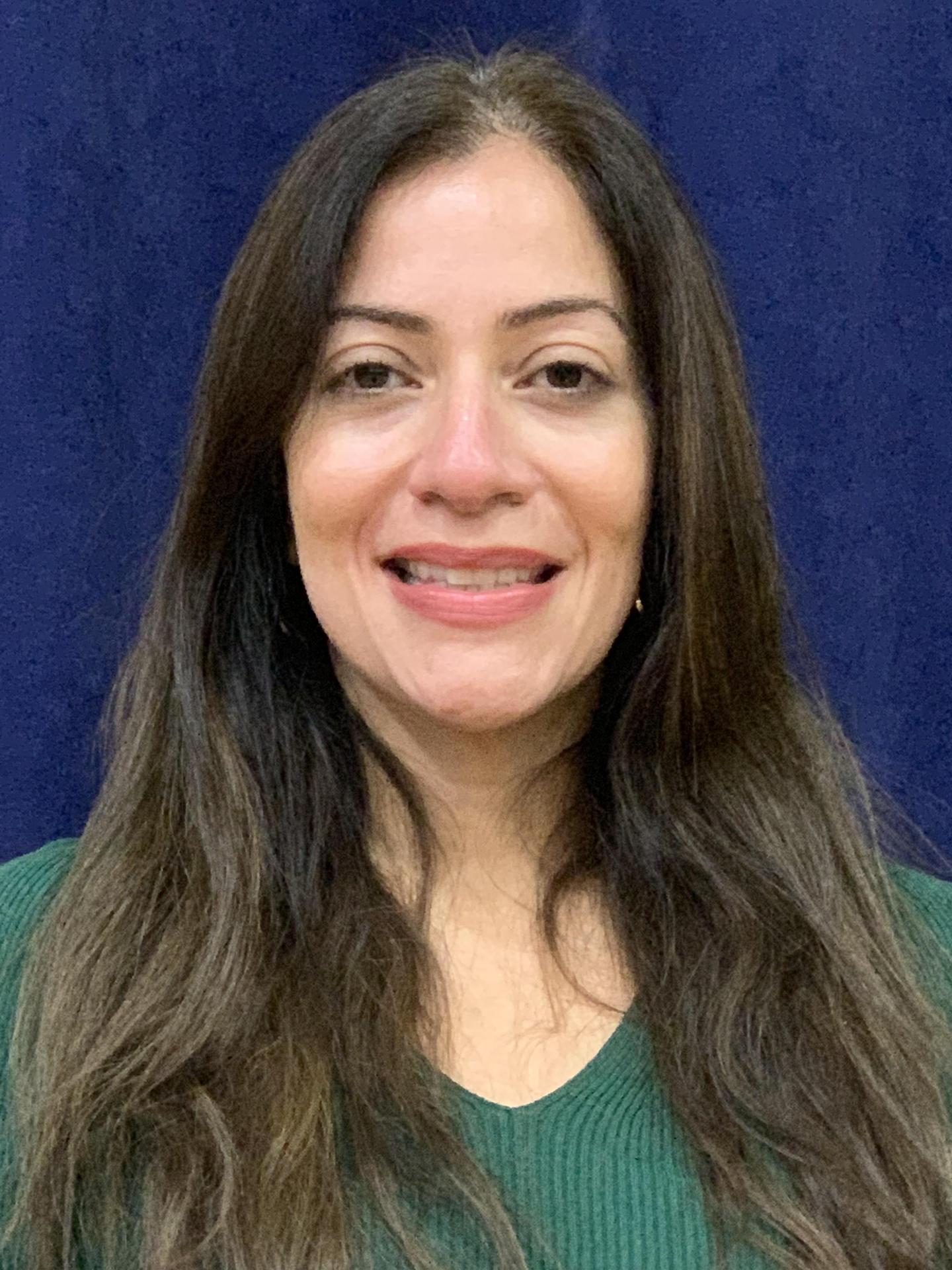 dean of Students Sandra Lopez