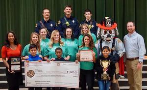 Hidden Valley Elementary wins award