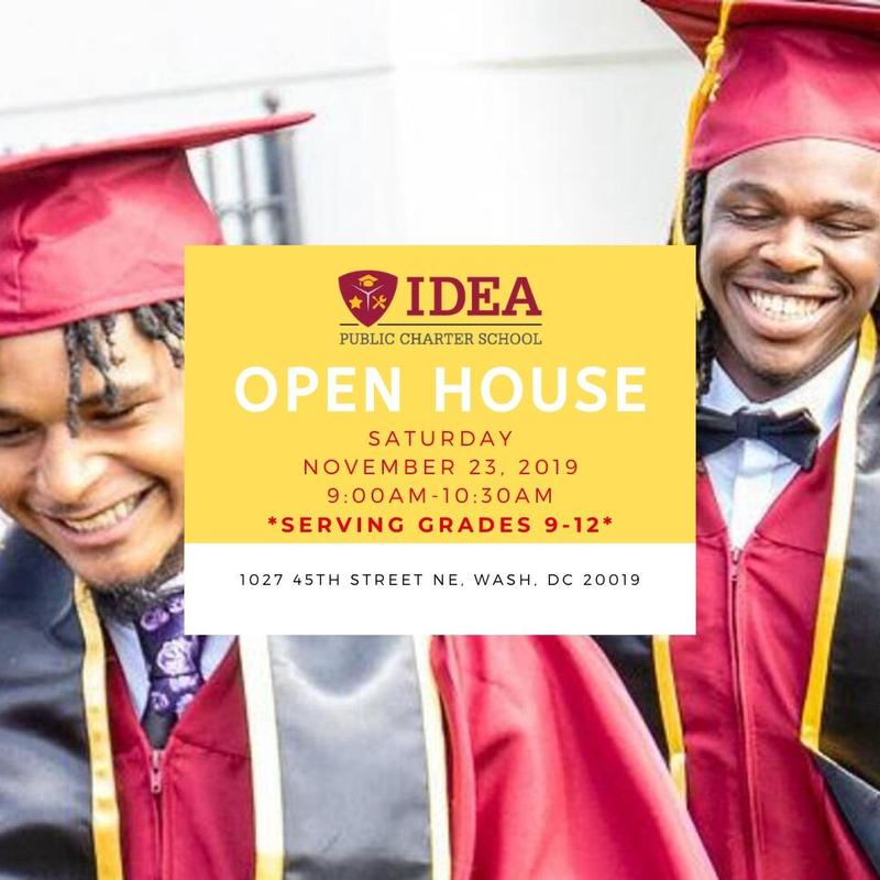 You're Invited to Our Open House November 23 at 9am! Thumbnail Image