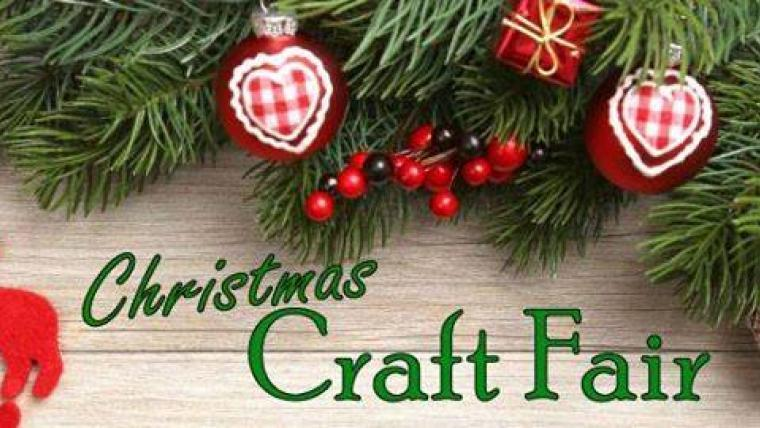 Student Booths Available: Christmas Craft Fair 2019 Featured Photo