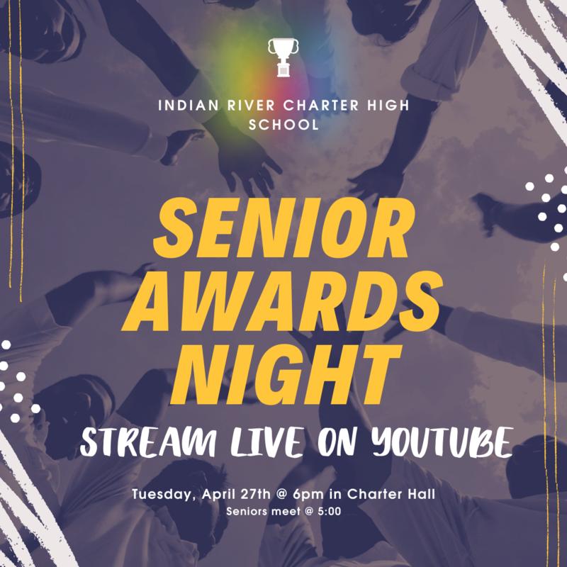 Senior Awards Night Live Stream Featured Photo