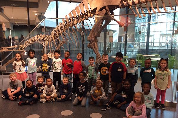 NE kindergartners visit Navy Pier Museum Thumbnail Image