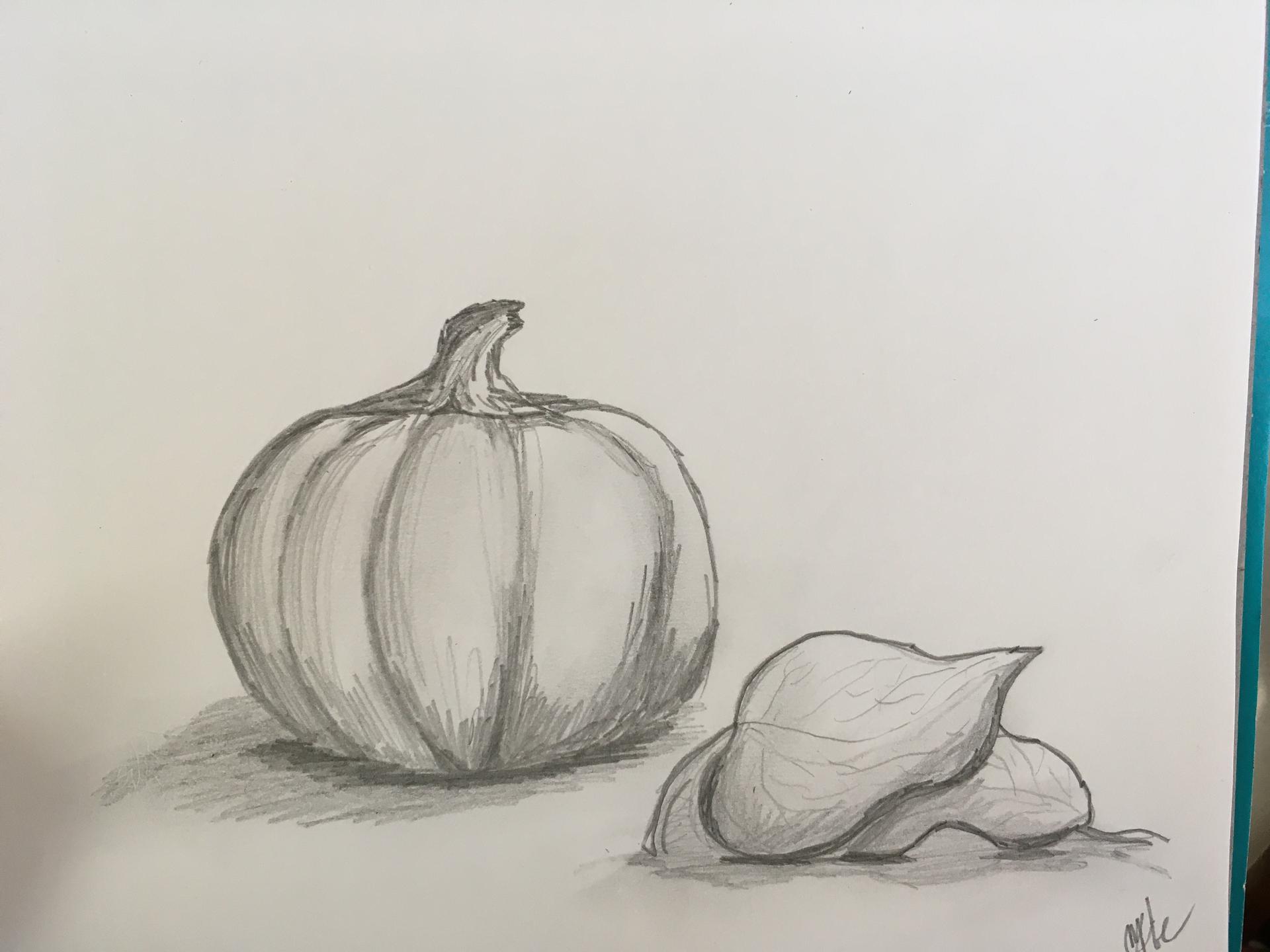 Marianne's Pumpkin