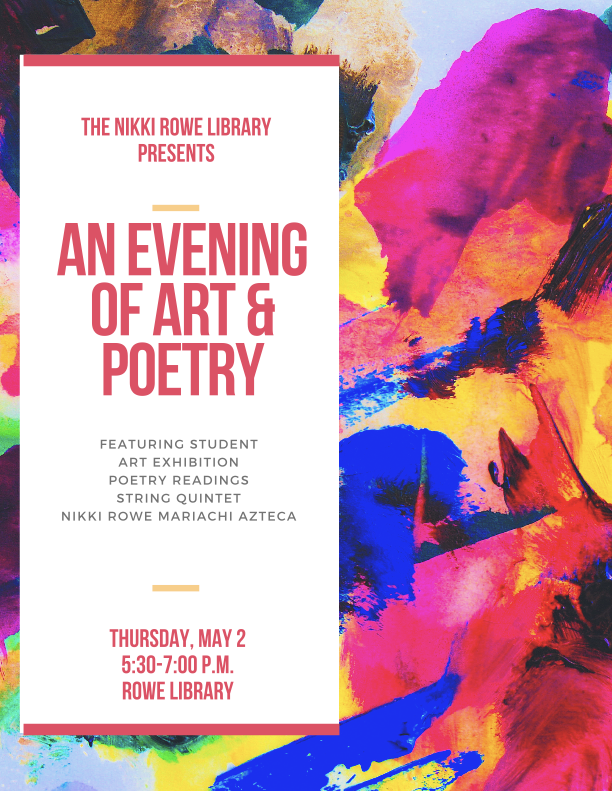Night of Art and Poetry