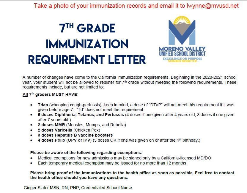 Immunization Ad