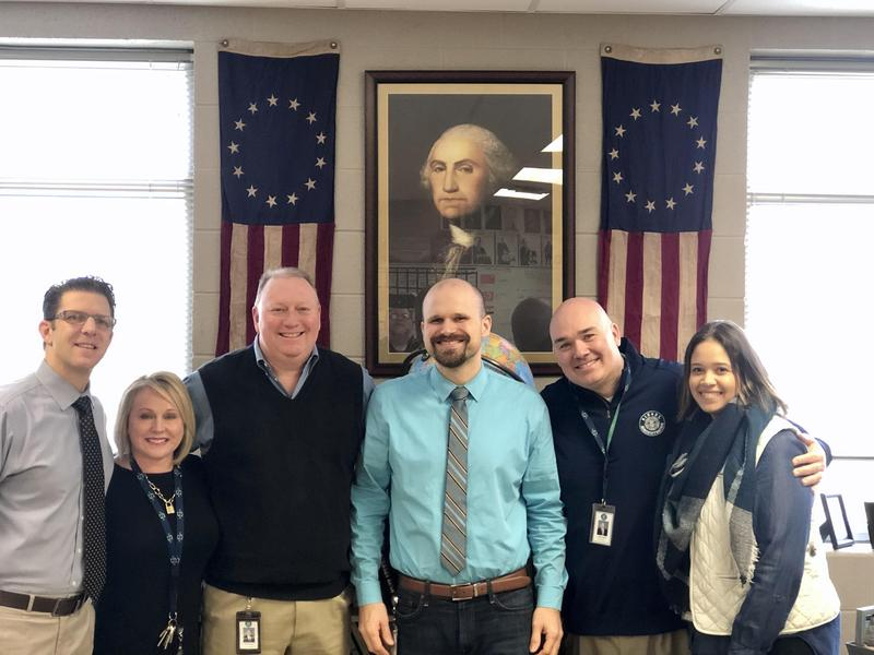 Mr. Mosier with Siegel Administration