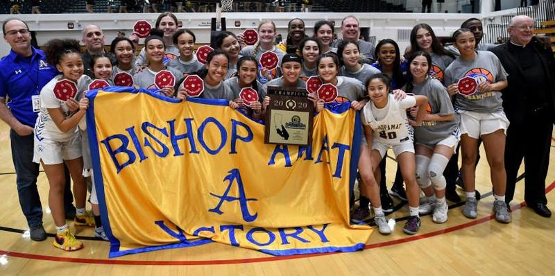 Bishop Amat's improbable playoff run ends with its sixth girls basketball championship Featured Photo
