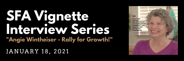 Angie Wintheiser - Rally for Growth! Featured Photo