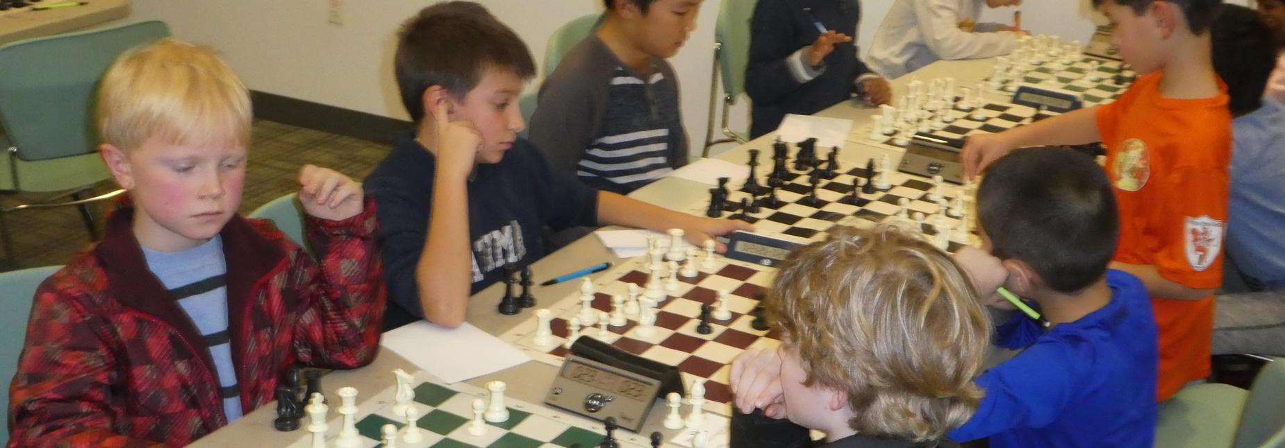Academic Excellence Chess Team 1