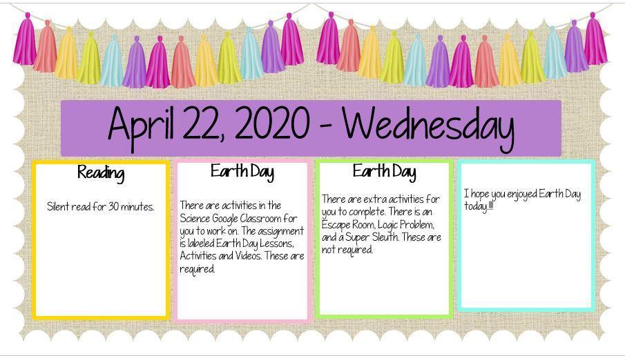April 22, 2020