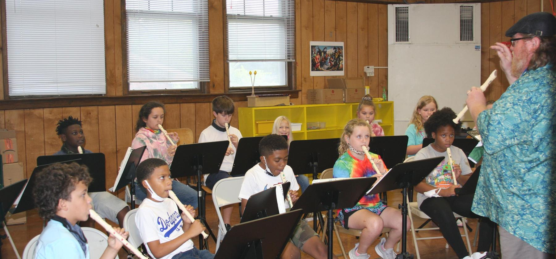 Music with Mr.Foster