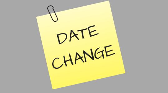 Regular October Board Meeting Date Change Featured Photo