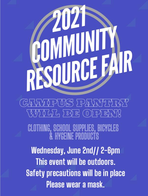 2021 Community Resource Fair Featured Photo