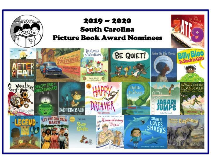 SC Picture Book Nominees