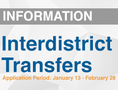 Interdistrict Transfers