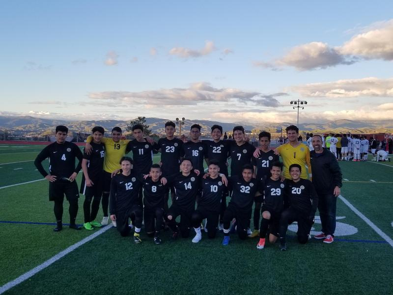 Boys Soccer Defeats WR Featured Photo
