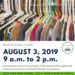 Back To School Closet, August 3rd 2019