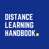 Distance Learning Handbook