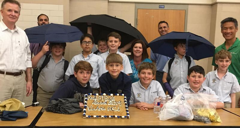 "STEM Grants Help Kick-Start ""Full STEM Ahead Club"" for Middle School Students Featured Photo"