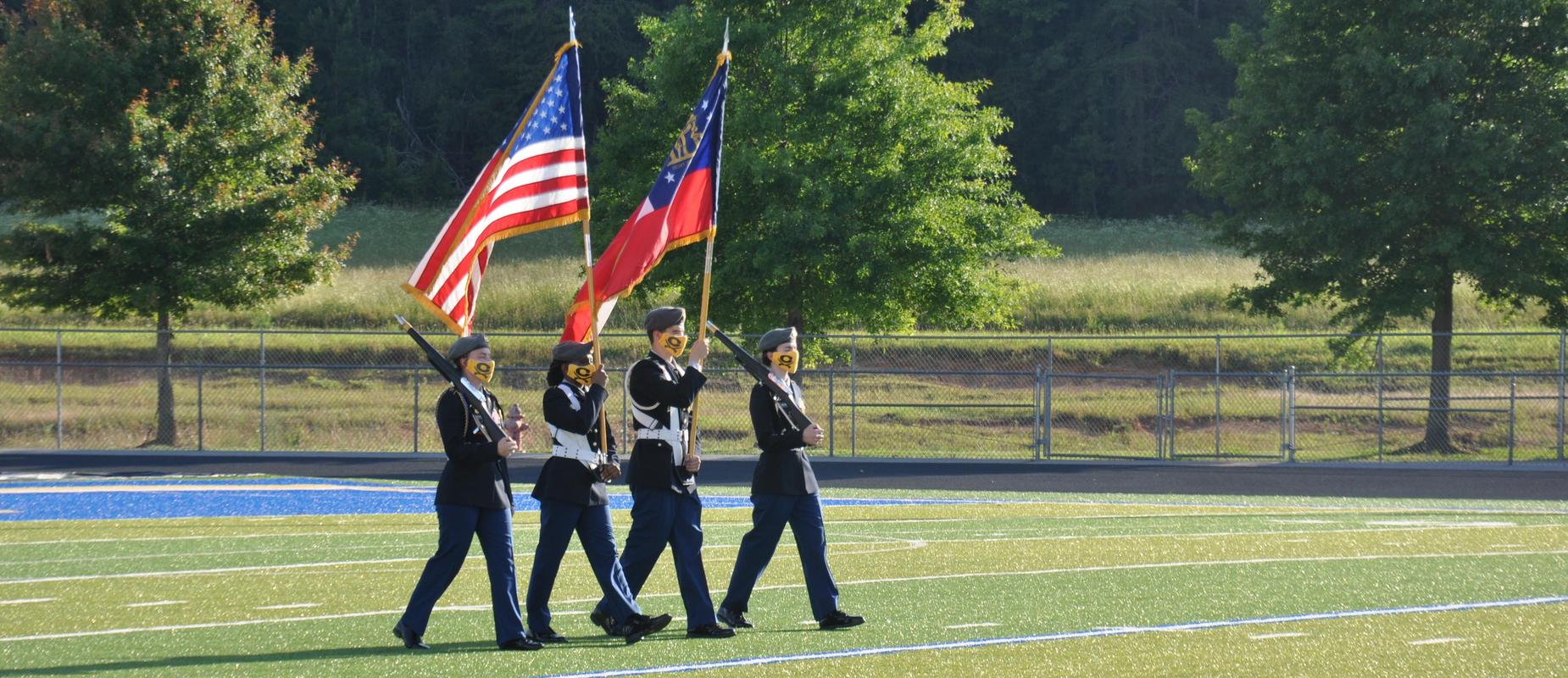 CHS Military Senior Graduation