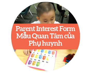 Vietnamese Dual Language Immersion Interest Form