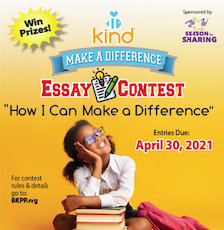Make A Difference Contest