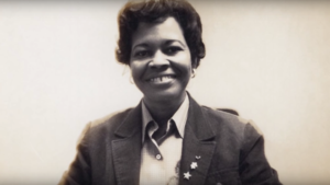 Photo of Dr. Gladys West from the 60s