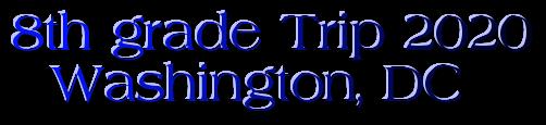 NHMS Washington, DC Trip 2020 - Registration Deadline is May 10! Featured Photo