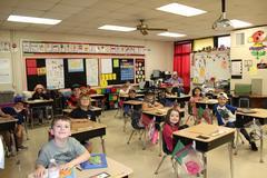 1st grade class