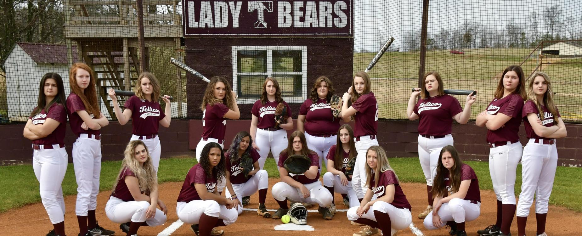 2021 Lady Bears Softball