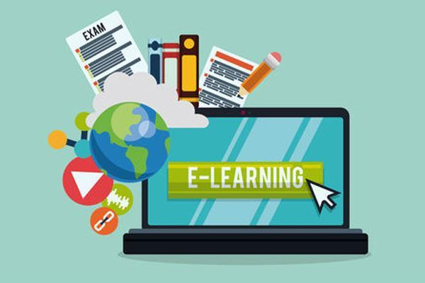 Access D124's New E-Learning Page Thumbnail Image