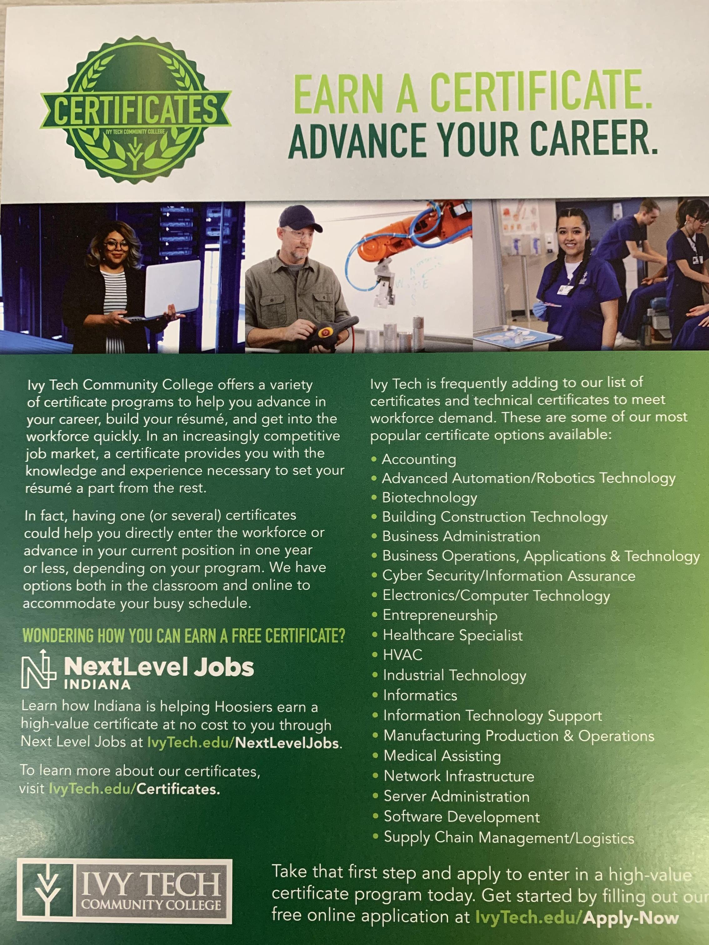 Next Level Jobs