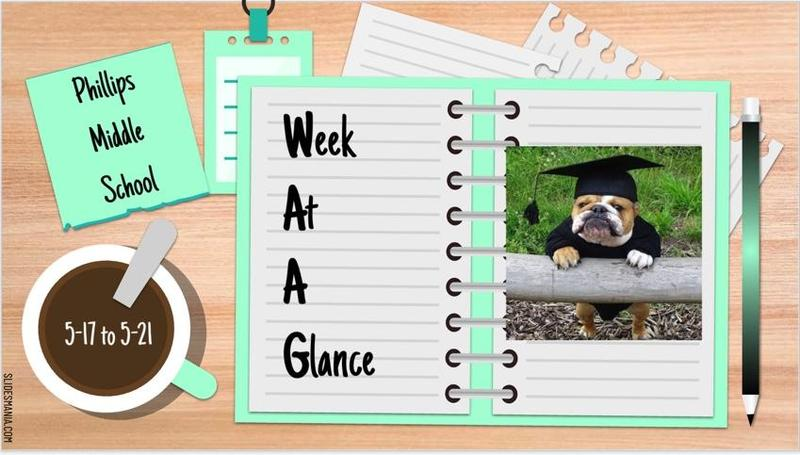 Last Week A A Glance for the YEAR! Featured Photo