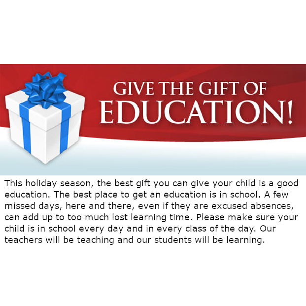 The Gift of Education Thumbnail Image