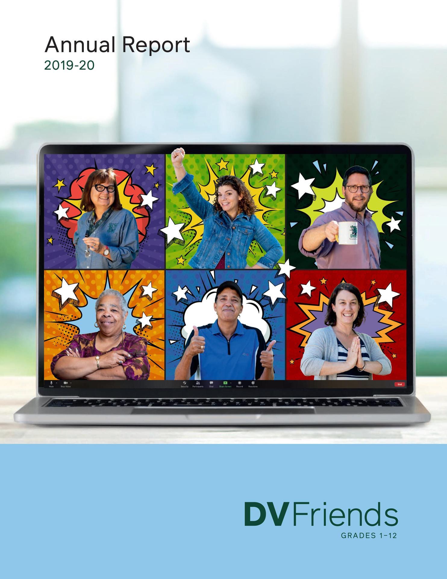 DVFS Annual Report 2019-20