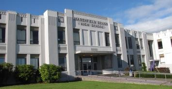 MHS Main Building