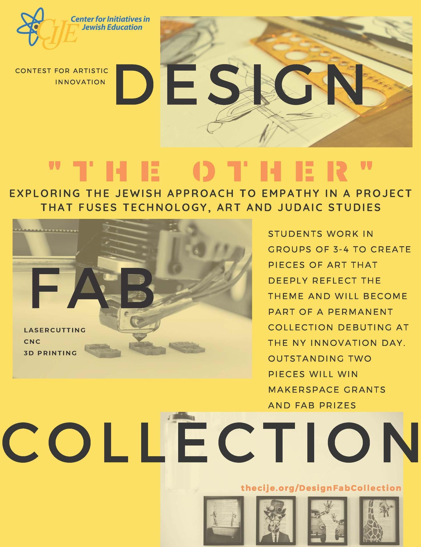 design fab flyer