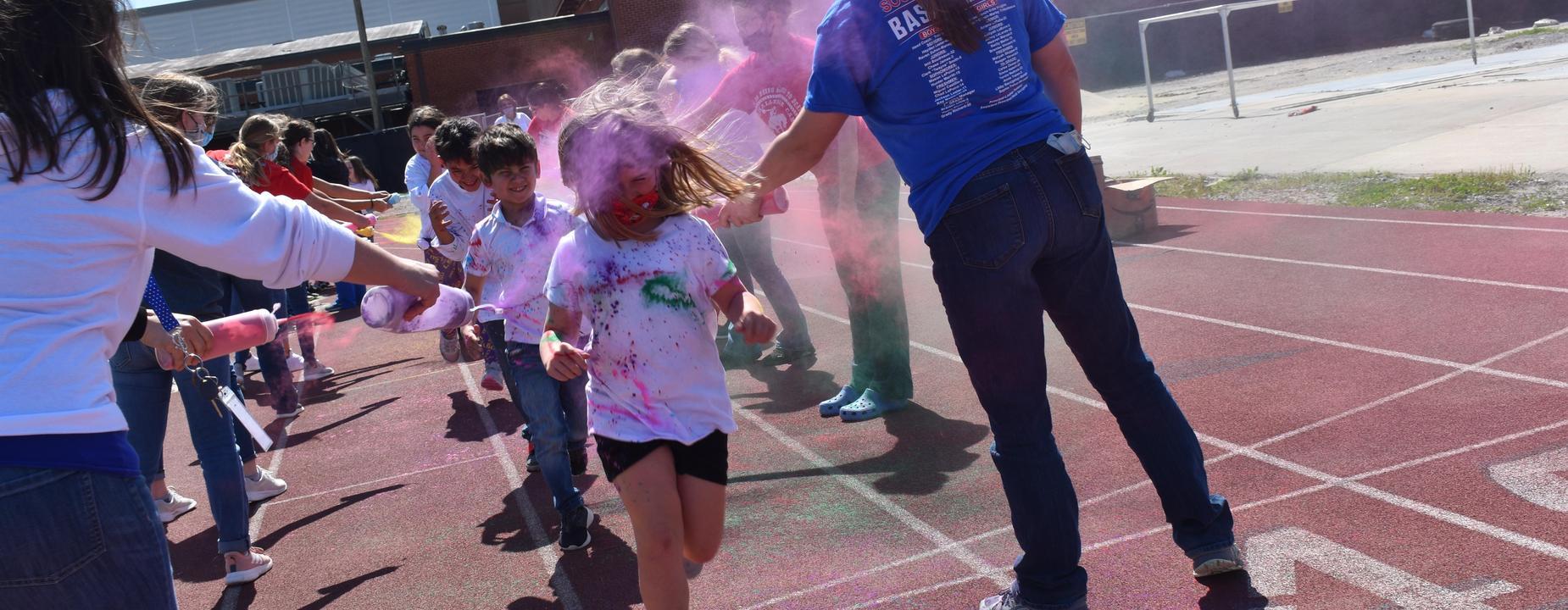 color run race
