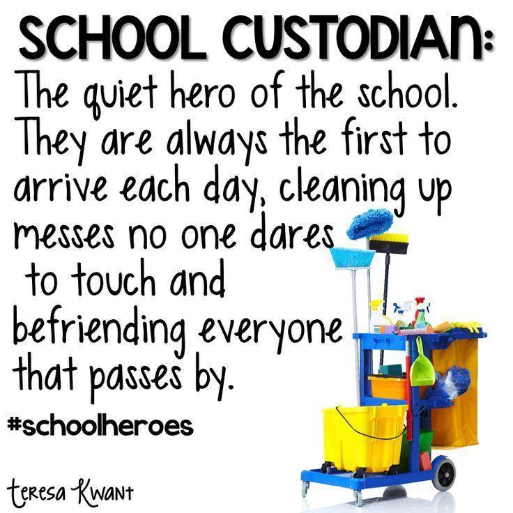 school custodians
