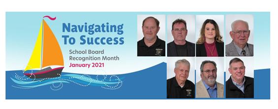 School Board Navigating to Success